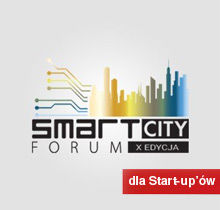 X Smart City Forum dla Start-up\'ów